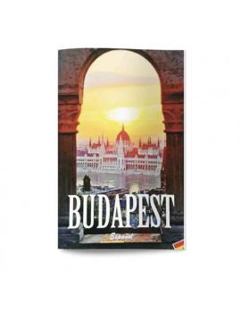 Budapest könyv - Spanyol