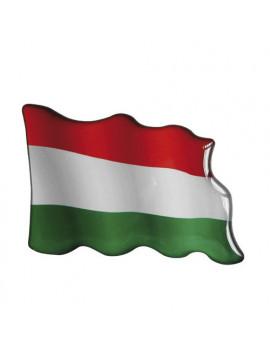 Mágnes - gyanta, zászló