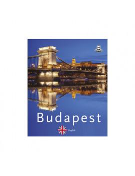 Budapest könyv - Angol